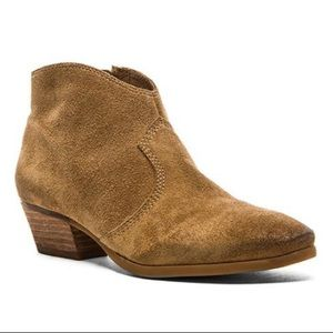 Vince Camuto Cider bootie coyote size 8.5